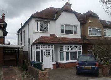 Thumbnail 4 bed property to rent in Bedford Avenue, Barnet