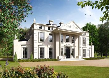 Thumbnail 5 bed town house for sale in Sherbourne Drive, Wentworth, Virginia Water