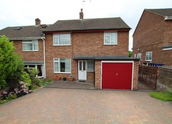 Thumbnail 4 bed semi-detached house for sale in Denton Road, Burton-On-Trent