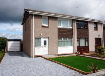 Thumbnail 3 bedroom semi-detached house for sale in Clinton Terrace, Broughty Ferry