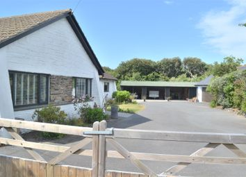 Thumbnail 4 bed detached bungalow for sale in North Corner, Coverack, Helston