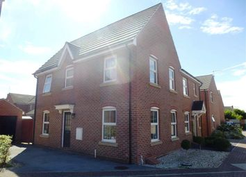 Thumbnail 3 bed semi-detached house to rent in St Marys Court, Hambleton, Selby