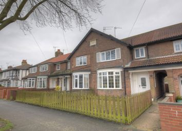 Thumbnail 3 bed terraced house for sale in St. Wilfred Road, Bridlington