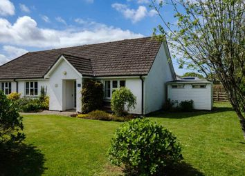 Thumbnail 2 bed semi-detached bungalow for sale in St Tudy, St Tudy