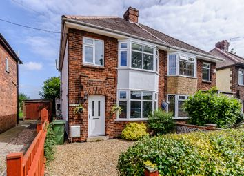 Thumbnail 3 bed semi-detached house for sale in Peploe Lane, New Holland, North Lincolnshire