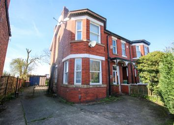 Thumbnail 3 bedroom semi-detached house for sale in New Lane, Eccles, Manchester