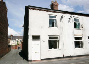 Thumbnail 2 bed end terrace house to rent in Forster Street, Warrington