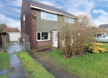 Thumbnail 2 bed semi-detached house for sale in Beeston Avenue, Carleton
