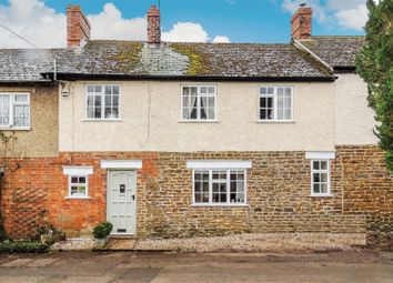 Thumbnail 3 bed terraced house for sale in Church Street, Charwelton, Daventry