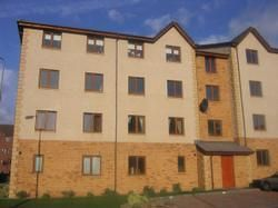 Thumbnail 2 bed flat to rent in Binney Wells, Fife