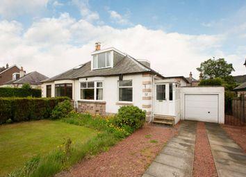 Thumbnail 4 bed semi-detached bungalow for sale in 12 Woodhall Avenue, Juniper Green, Edinburgh