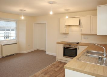 Thumbnail 2 bed flat to rent in 3 Brook Street, Tavistock