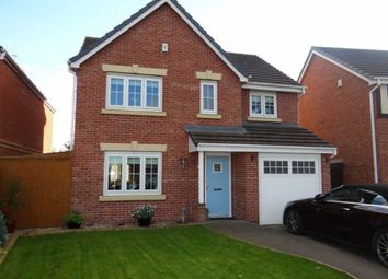 Thumbnail 4 bed detached house for sale in Holden Road, Leigh, Lancashire