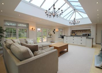 Thumbnail 4 bedroom detached house for sale in Dovetrees, Covingham, Swindon