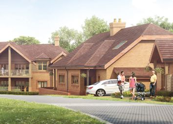 Thumbnail 2 bedroom bungalow for sale in Cartwright Drive, Titchfield, Fareham