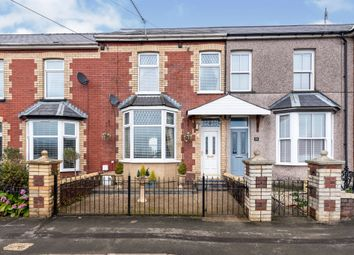 Thumbnail 2 bed terraced house for sale in Woodland Road, Croesyceiliog, Cwmbran
