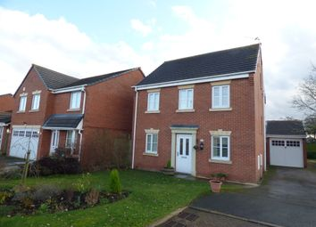 Thumbnail 4 bed detached house for sale in Moelwyn Drive, Ellesmere Port