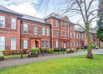 Thumbnail 2 bed flat for sale in The Uplands, Macclesfield