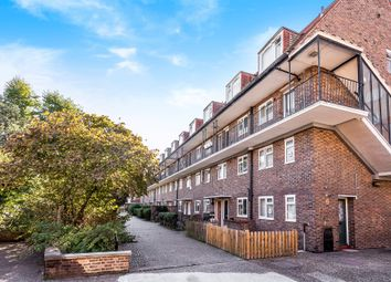 Thumbnail 2 bed flat for sale in Alberta Estate, London