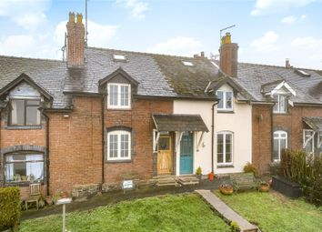 Thumbnail 2 bed terraced house for sale in Titterstone Cottages, Clee Hill, Ludlow, Shropshire