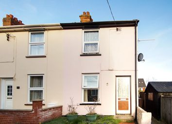 Thumbnail 2 bedroom end terrace house for sale in Roberts Road, Leiston