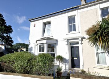 Thumbnail 4 bed end terrace house for sale in Albany Road, Falmouth