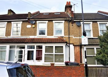 Thumbnail 3 bed terraced house for sale in Ravenswood Road, Croydon