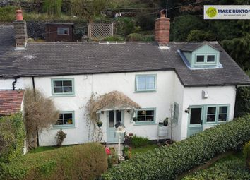 Thumbnail 3 bed cottage for sale in Spout Lane, Stoke On Trent