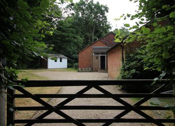 Thumbnail 2 bed detached house to rent in Valley End, Chobham, Woking