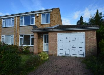 Thumbnail 4 bed property to rent in Newton Close, Wakefield