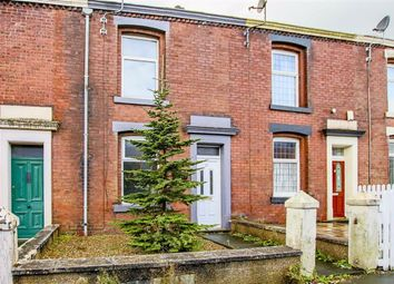 Thumbnail 2 bed terraced house for sale in Wellfield Road, Blackburn