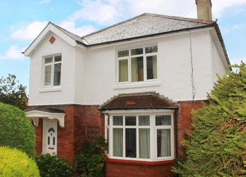 Thumbnail 3 bed detached house for sale in Langdon Road, Paignton