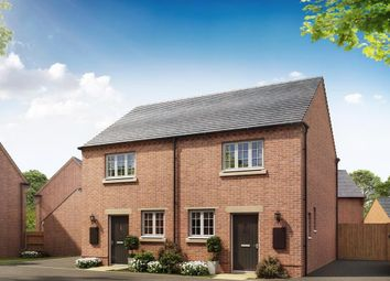 "Thumbnail 2 bed semi-detached house for sale in ""Wilford"" at Shrewsbury Court, Upwoods Road, Doveridge, Ashbourne"