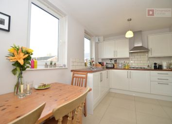 Thumbnail 3 bed town house to rent in Buttermere Walk, Dalston, Hackney, London