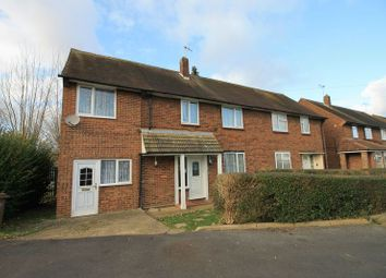 Thumbnail 4 bed semi-detached house to rent in Bramble Road, Leagrave, Luton