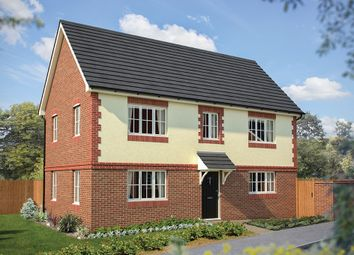 "Thumbnail 4 bed detached house for sale in ""The Montpellier"" at Station Road, Salford Priors, Evesham"