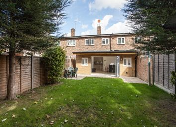 Thumbnail 3 bed terraced house for sale in Clarence Crescent, London