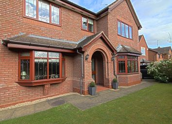 Thumbnail 5 bed detached house for sale in Nightingale Place, Droitwich