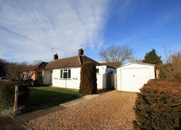 Thumbnail 2 bedroom bungalow to rent in Broadway, Needham Market, Suffolk