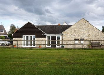 Thumbnail 3 bed barn conversion for sale in Lower Village, Blunsdon, Swindon