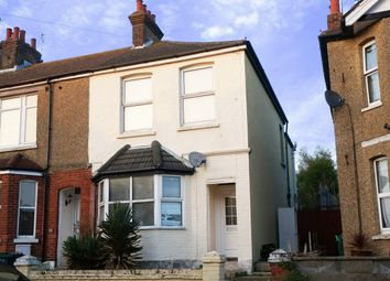 Thumbnail 2 bed semi-detached house for sale in Cambridge Road, Bexhill-On-Sea