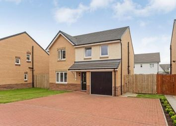 Thumbnail 4 bed detached house for sale in Fallow Grove, Cambuslang, Glasgow, South Lanarkshire