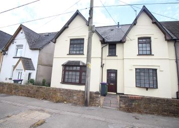 Thumbnail 3 bed semi-detached house for sale in Stafford Road, Griffithstown, Pontypool