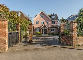Thumbnail 5 bed detached house for sale in Arthur Road, Wimbledon Village