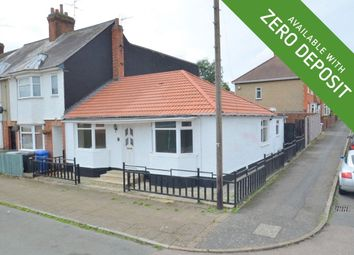 Thumbnail 2 bed bungalow to rent in Cecil Street, Kettering