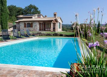 Thumbnail 3 bed villa for sale in Località Quadro, 1, 06059 Todi Pg, Italy
