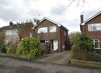 Thumbnail 3 bed detached house for sale in Onslow Road, Mickleover, Derby