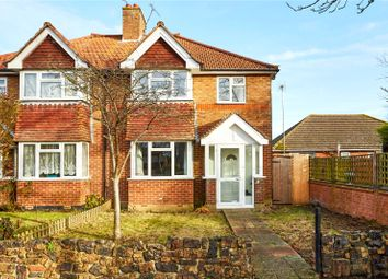 Thumbnail 3 bed semi-detached house for sale in London Road, Dunton Green, Sevenoaks, Kent