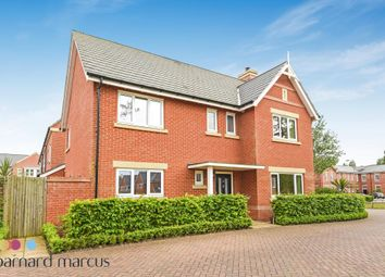 Thumbnail 4 bed property to rent in Glanville Way, Epsom