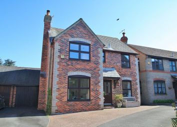 Thumbnail 4 bedroom detached house for sale in Nelson Close, Wallingford